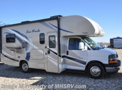 New 2018  Thor Motor Coach Four Winds 22E W/HD-Max, Ext. TV, 15K A/C, Back Up Cam by Thor Motor Coach from Motor Home Specialist in Alvarado, TX