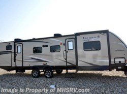 Used 2016  Coachmen Freedom Express 321FEDS W/ 2 A/Cs, Outside Kitchen