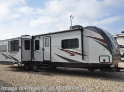 New 2018  Heartland RV Wilderness 3375KL W/ Theater Seats, Pwr Jacks, King, 2 A/Cs by Heartland RV from Motor Home Specialist in Alvarado, TX