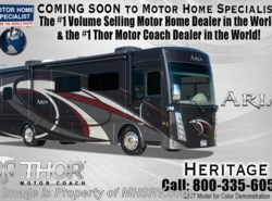 New 2018  Thor Motor Coach Aria 3901 Bath & 1/2 RV for Sale W/360HP, King & W/D by Thor Motor Coach from Motor Home Specialist in Alvarado, TX