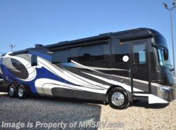 New 2018  Forest River Berkshire XLT 45A Bunk Model W/ 2 Full Baths, Sat, W/D, King by Forest River from Motor Home Specialist in Alvarado, TX