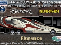 New 2018  Forest River Berkshire XLT 45A Bunk Model 2 Full Baths W/Theater Seats by Forest River from Motor Home Specialist in Alvarado, TX