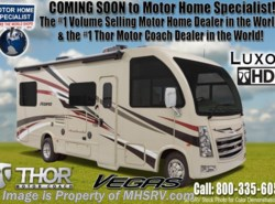 New 2018  Thor Motor Coach Vegas 27.7 RUV for Sale at MHSRV W/15K A/C, IFS, 2 Slide by Thor Motor Coach from Motor Home Specialist in Alvarado, TX