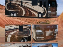 New 2019  Foretravel Realm FS6 Luxury Villa 1 (LV1) Bath & 1/2 Model by Foretravel from Motor Home Specialist in Alvarado, TX
