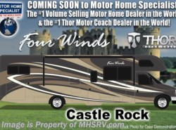 New 2018  Thor Motor Coach Four Winds 31Y RV W/FBP, Ext. TV, 3 Cam, Jacks, 15K BTU A/C by Thor Motor Coach from Motor Home Specialist in Alvarado, TX