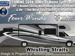 New 2018  Thor Motor Coach Four Winds 31Y W/FBP, Ext. TV, 3 Cam, Jacks, 15K BTU A/C by Thor Motor Coach from Motor Home Specialist in Alvarado, TX
