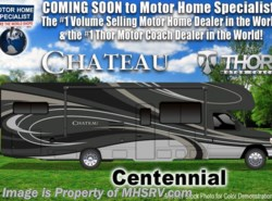 New 2018  Thor Motor Coach Chateau 31W W/FBP, Ext TV, 15K A/C & 3 Cameras by Thor Motor Coach from Motor Home Specialist in Alvarado, TX