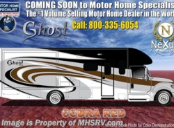 New 2019  Nexus Ghost 34DS Diesel Super C W/Theater Seats, In-Motion Sat by Nexus from Motor Home Specialist in Alvarado, TX