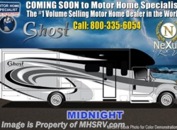 New 2018  Nexus Ghost 36DS Bunk House Super C W/Theater Seats, In-Motion by Nexus from Motor Home Specialist in Alvarado, TX