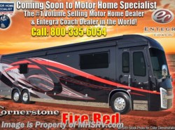 New 2018  Entegra Coach Cornerstone 45F Luxury RV for Sale at MHSRV W/Theater Seats by Entegra Coach from Motor Home Specialist in Alvarado, TX