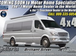 New 2018  Coachmen Galleria 24Q Sprinter Diesel 4x4 RV for Sale at MHSRV by Coachmen from Motor Home Specialist in Alvarado, TX