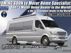 New 2018  Coachmen Galleria 24T Sprinter Diesel RV W/ Li3 Lithium Battery by Coachmen from Motor Home Specialist in Alvarado, TX