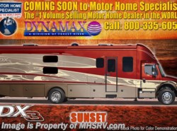New 2018  Dynamax Corp DX3 37TS Super C W/Dsl Aqua Hot, Theater Seats, Solar by Dynamax Corp from Motor Home Specialist in Alvarado, TX