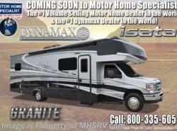 New 2018  Dynamax Corp Isata 4 Series 31DSF Luxury Class C RV for Sale W/ Sat, Solar by Dynamax Corp from Motor Home Specialist in Alvarado, TX