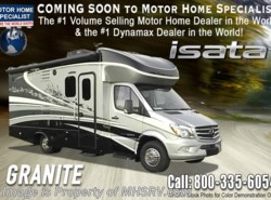 New 2019  Dynamax Corp Isata 3 Series 24CB Sprinter Diesel RV W/Theater Seats, Dsl Gen by Dynamax Corp from Motor Home Specialist in Alvarado, TX