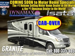 New 2018  Dynamax Corp Isata 3 Series 24RWM Sprinter Diesel RV W/ Dsl Gen, Cab Over by Dynamax Corp from Motor Home Specialist in Alvarado, TX