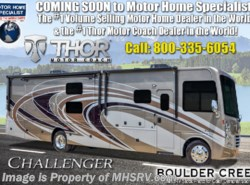 New 2019 Thor Motor Coach Challenger 37FH Bath & 1/2 RV W/Theater Seats, King available in Alvarado, Texas
