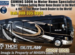 New 2018  Thor Motor Coach Outlaw 37GP Toy Hauler for Sale @ MHSRV W/ 2 Patio Decks by Thor Motor Coach from Motor Home Specialist in Alvarado, TX