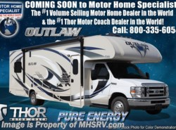 New 2018  Thor Motor Coach Outlaw 29J Class C Toy Hauler W/Auto Jacks, 2 A/Cs by Thor Motor Coach from Motor Home Specialist in Alvarado, TX