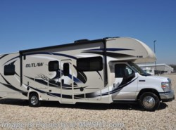 New 2018  Thor Motor Coach Outlaw 29J Toy Hauler Class C for Sale at MHSRV by Thor Motor Coach from Motor Home Specialist in Alvarado, TX