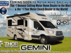New 2018  Thor Motor Coach Gemini 24TF RUV for Sale W/Diesel Gen & Heat Pump by Thor Motor Coach from Motor Home Specialist in Alvarado, TX
