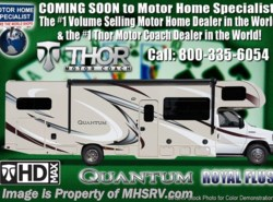 New 2018  Thor Motor Coach Quantum RT24 Sprinter Diesel RV for Sale W/Stabilizers by Thor Motor Coach from Motor Home Specialist in Alvarado, TX