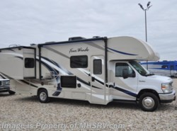 New 2018  Thor Motor Coach Four Winds 28E RV for Sale at MHSRV W/15K A/C & Stabilizing by Thor Motor Coach from Motor Home Specialist in Alvarado, TX