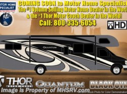 New 2018  Thor Motor Coach Quantum RC25 for Sale @ MHSRV W/15K BTU A/C, FBP by Thor Motor Coach from Motor Home Specialist in Alvarado, TX