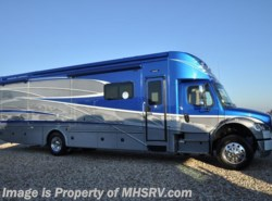 New 2018  Dynamax Corp DX3 37TS Luxury Super C for Sale @ MHSRV W/Solar, W/D by Dynamax Corp from Motor Home Specialist in Alvarado, TX