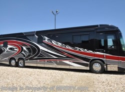New 2019  Entegra Coach Cornerstone 45W Bath & 1/2 W/Stonewall, Theater Seats by Entegra Coach from Motor Home Specialist in Alvarado, TX
