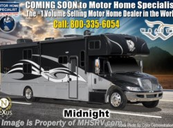 New 2019  Nexus Wraith 33W International Diesel RV W//Theater Seats, King by Nexus from Motor Home Specialist in Alvarado, TX