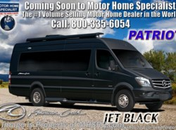 New 2019  American Coach Patriot EXT MD4 Lounge Sprinter Diesel RV for Sale @ MHSRV