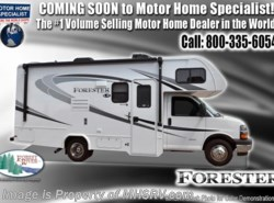 New 2019  Forest River Forester LE 2351LEC RV for Sale W/15.0K BTU A/C, Arctic by Forest River from Motor Home Specialist in Alvarado, TX