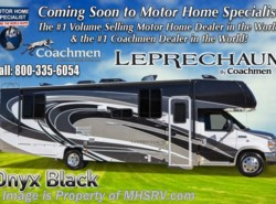 New 2019  Coachmen Leprechaun 311FS W/15K A/C, Rims, Jacks, W/D, Sat by Coachmen from Motor Home Specialist in Alvarado, TX