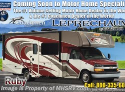 New 2019  Coachmen Leprechaun 319MB W/Recliners, Ext. Kitchen, Jacks, Rims, Sat by Coachmen from Motor Home Specialist in Alvarado, TX