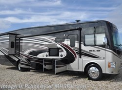 Used 2016  Thor Motor Coach Outlaw 38RE Bath & 1/2 W/ Res Fridge, King, 3 TV's by Thor Motor Coach from Motor Home Specialist in Alvarado, TX