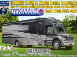 New 2019  Dynamax Corp DX3 37TS Super C W/Dash Cam, Solar, W/D by Dynamax Corp from Motor Home Specialist in Alvarado, TX