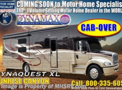 New 2019  Dynamax Corp Dynaquest XL 37BH Bunk Model Super C W/Theater Seats, Cab Over by Dynamax Corp from Motor Home Specialist in Alvarado, TX