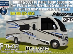 New 2019  Thor Motor Coach Vegas 25.5 RUV for Sale @ MHSRV W/ Stabilizers by Thor Motor Coach from Motor Home Specialist in Alvarado, TX