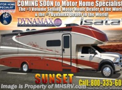 New 2019 Dynamax Corp Isata 5 Series 36DS 4x4 Super C W/Theater Seats, 8KW Gen available in Alvarado, Texas