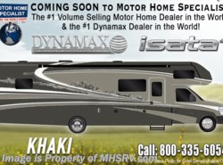 New 2019  Dynamax Corp Isata 4 Series 31DSF For Sale W/Dash Cam, Sat, Jacks by Dynamax Corp from Motor Home Specialist in Alvarado, TX