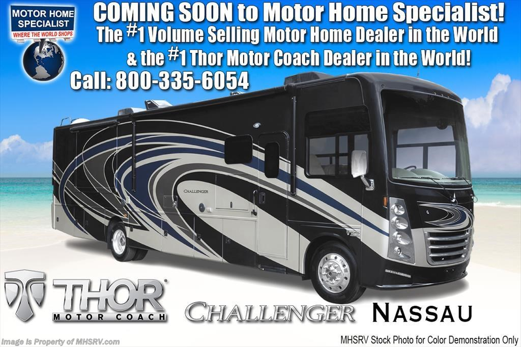 2019 Thor Motor Coach RV Challenger 37KT RV for Sale W/King Bed & Theater  Seats for Sale in Alvarado, TX 76009 | FTH021812027