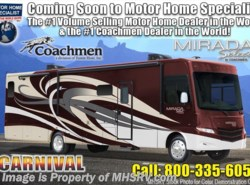 New 2019 Coachmen Mirada Select 37TB 2 Full Baths W/ Theater Seats, Salon Bunk available in Alvarado, Texas
