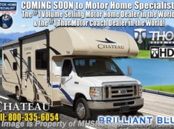 New 2019  Thor Motor Coach Chateau 31E Bunk Model RV for Sale W/15K A/C, Jacks by Thor Motor Coach from Motor Home Specialist in Alvarado, TX