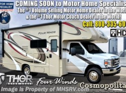 New 2019  Thor Motor Coach Four Winds 30D Bunk Model RV for Sale W/15K A/C, Stabilizers by Thor Motor Coach from Motor Home Specialist in Alvarado, TX