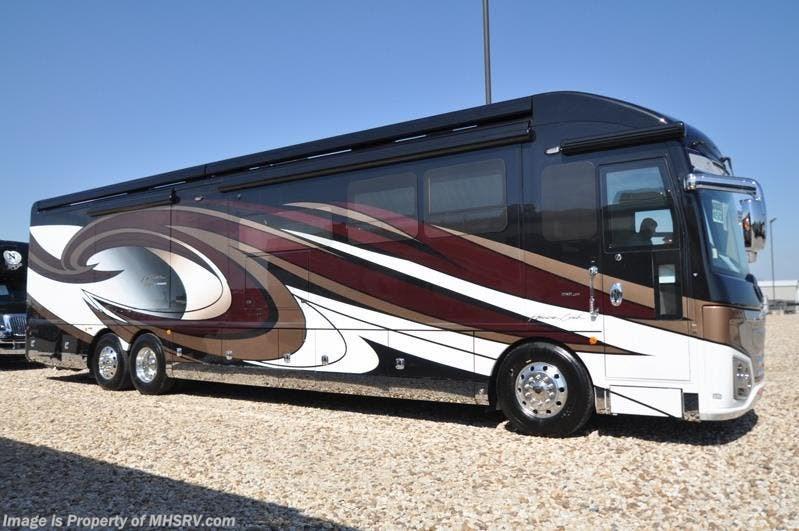 Eagle Bus Coach Rv Buses Entertainer Coaches Recreation Vehicles