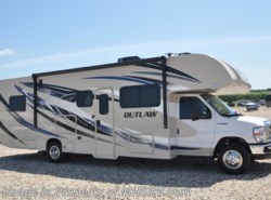 New 2019 Thor Motor Coach Outlaw 29J Toy Hauler RV for Sale W/ Loft, Drop Down Bed available in Alvarado, Texas
