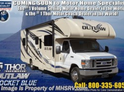 New 2019  Thor Motor Coach Outlaw 29J Toy Hauler RV for Sale W/ Drop Down Be by Thor Motor Coach from Motor Home Specialist in Alvarado, TX