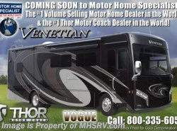 New 2019 Thor Motor Coach Venetian J40 Bath & 1/2 Luxury RV for Sale W/ Theater Seats available in Alvarado, Texas