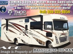 New 2019 Thor Motor Coach A.C.E. 30.4 ACE W/5.5KW Gen, 2 A/C, Ext TV, Loft Bed available in Alvarado, Texas